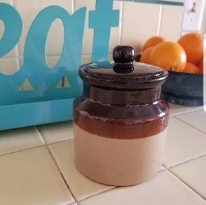 Vintage brown Container kitchen